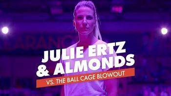 California Almonds TV Spot, 'Julie Ertz & Almonds vs. The Ball Cage Blowout' Featuring Julie Ertz