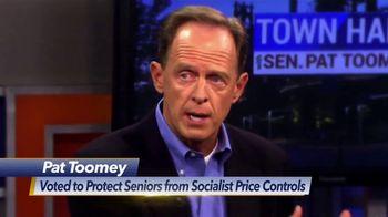 American Future Fund TV Spot, 'Thank You, Senator Toomey'