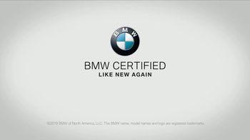 BMW Certified TV Spot, 'Handyman' [T1] - Thumbnail 9