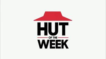 Pizza Hut $5'N Up Lineup TV Spot, 'Hut of the Week: Cowboys vs. Rams' - Thumbnail 2