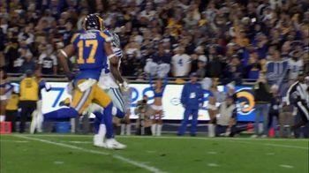 Pizza Hut $5'N Up Lineup TV Spot, 'Hut of the Week: Cowboys vs. Rams' - Thumbnail 6
