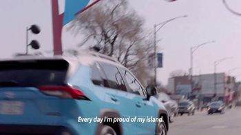 2019 Toyota Highlander TV Spot, 'Chicago Cubs: How Far We'll Go' Featuring Javier Báez [T2] - Thumbnail 4