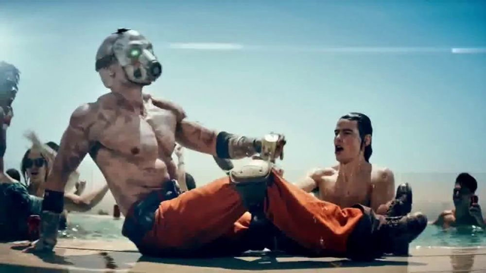 Borderlands 3 TV Commercial, 'Creative Pool Party Drink Ideas' Song by Etta James