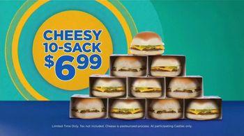 White Castle Cheesy 10-Sack TV Spot, 'Ode to Cheese: $6.99' - Thumbnail 5