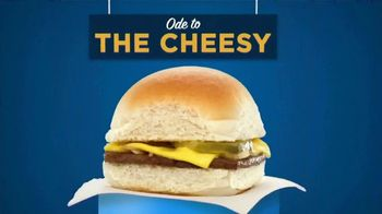 White Castle Cheesy 10-Sack TV Spot, 'Ode to Cheese: $6.99'