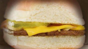 White Castle Cheesy 10-Sack TV Spot, 'Ode to Cheese: $6.99' - Thumbnail 4