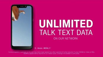 T-Mobile Unlimited Talk, Text and Data TV Spot, 'Magic' Song by The Cars - Thumbnail 2