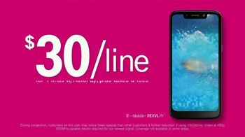 T-Mobile Unlimited Talk, Text and Data TV Spot, 'Magic' Song by The Cars - Thumbnail 4
