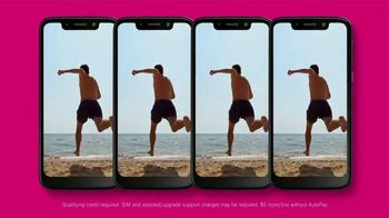 T-Mobile Unlimited Talk, Text and Data TV Spot, 'Magic' Song by The Cars - Thumbnail 6