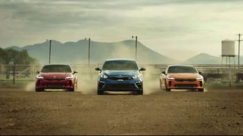 Kia Forte GT TV Spot, 'Barrel Racers' [T1]