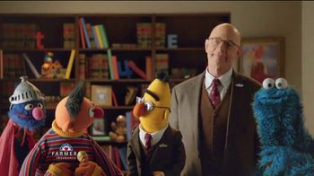 Farmers Insurance TV Spot, 'Sesame Street: Welcome' - Thumbnail 7