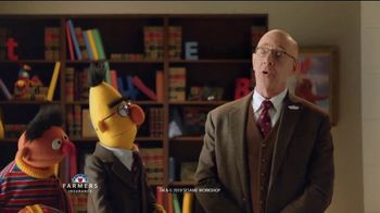 Farmers Insurance TV Spot, 'Sesame Street: Welcome' - Thumbnail 1