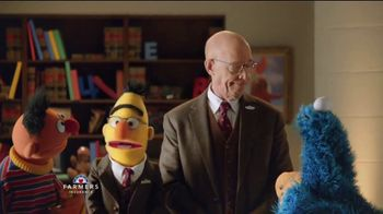 Farmers Insurance TV Spot, 'Sesame Street: Welcome' - Thumbnail 2