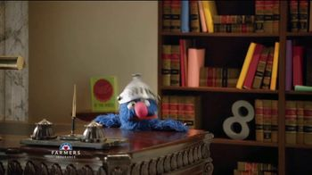 Farmers Insurance TV Spot, 'Sesame Street: Welcome' - Thumbnail 3