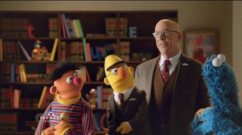 Farmers Insurance TV Spot, 'Sesame Street: Welcome' - Thumbnail 4