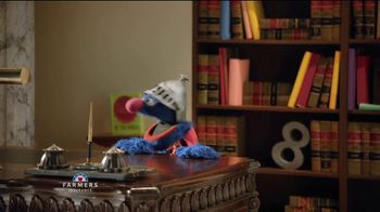 Farmers Insurance TV Spot, 'Sesame Street: Welcome' - Thumbnail 5