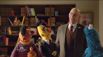 Farmers Insurance TV Spot, 'Sesame Street: Welcome'