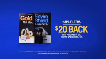 NAPA Auto Parts TV Spot, 'NAPA Know How for All: Filters' - Thumbnail 7