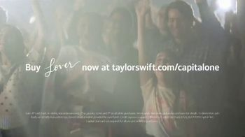 Capital One Savor Card TV Spot, 'Four Percent and Buy Now' Featuring Taylor Swift - Thumbnail 9