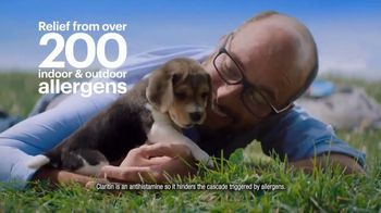 Claritin TV Spot,  'Feel the Clarity: Save $38' - Thumbnail 3