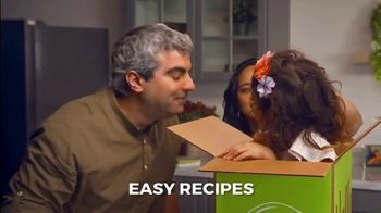 HelloFresh Labor Day Flash Sale TV Spot, 'Monica, Matt & Olive'