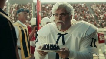 KFC TV Spot, 'Rudy II: Free Cake' Featuring Sean Astin - 2615 commercial airings