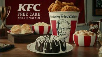 KFC TV Spot, 'Rudy II: Free Cake' Featuring Sean Astin - Thumbnail 8