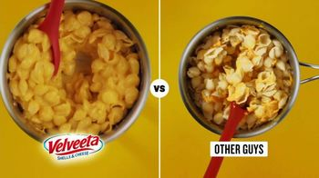 Velveeta TV Spot, 'Velveeta vs the Other Guys: Shells and Cheese'