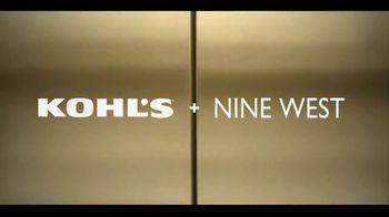 Kohl's TV Spot, 'Nine West x Kohl's' Featuring Ciara - Thumbnail 1