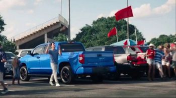Toyota Tailgate Event TV Spot, 'Gritty' [T2]