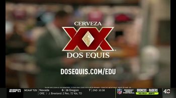 Dos Equis TV Spot, 'College Football Football College' Featuring Katie Nolan, Todd McShay - Thumbnail 9