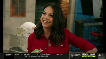 Dos Equis TV Spot, 'College Football Football College' Featuring Katie Nolan, Todd McShay - Thumbnail 6