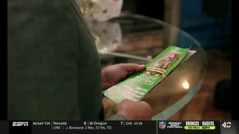 Dos Equis TV Spot, 'College Football Football College' Featuring Katie Nolan, Todd McShay - Thumbnail 8