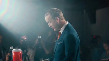 Tide TV Spot, 'The NFL Apologizes. Laundry Night Is Any Other Night.' Featuring Peyton Manning