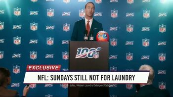 Tide PODS Ultra OXI  TV Spot, 'The NFL Apologizes. Laundry Night Is Any Other Night.' Featuring Peyton Manning - Thumbnail 7