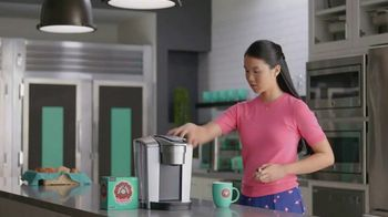 Keurig The Original Donut Shop Coffee TV Spot, 'Reach for the Teal' - Thumbnail 1