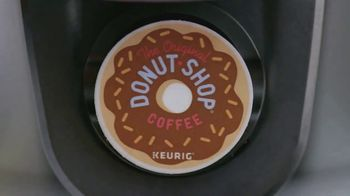 Keurig The Original Donut Shop Coffee TV Spot, 'High Fives'