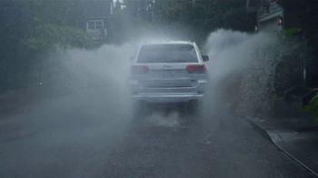 Jeep Grand Cherokee TV Spot, 'Weather' [T1] - Thumbnail 4
