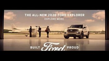 2020 Ford Explorer TV Spot, 'Kellee Edwards Explores Chicago' Featuring Kellee Edwards [T1] - Thumbnail 10