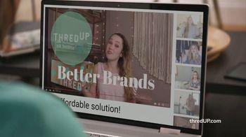 thredUP TV Spot, 'Smart Generations: 50 Percent' - Thumbnail 4