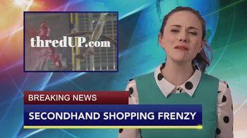 thredUP TV Spot, 'Smart Generations: 50 Percent' - Thumbnail 7