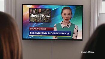 thredUP TV Spot, 'Smart Generations: 50%' - Thumbnail 6