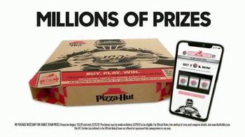 Pizza Hut TV Spot, 'Donald Ping Pong Party' Featuring Aaron Donald - Thumbnail 8