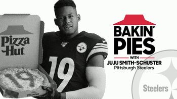 Pizza Hut TV Spot, 'Pizza With JuJu' Featuring JuJu Smith-Schuster - 40 commercial airings