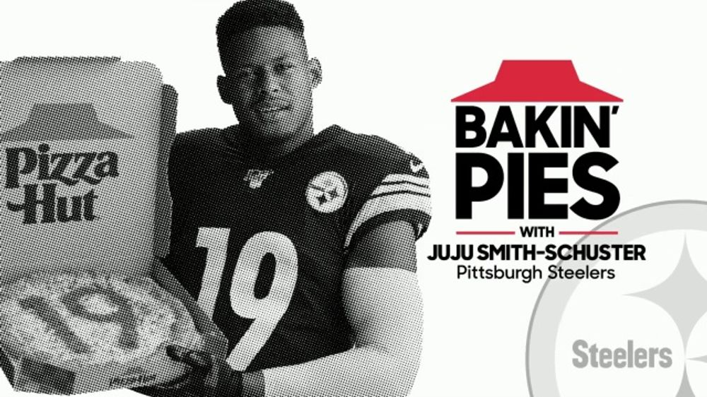 Pizza Hut TV Commercial, 'Pizza With JuJu' Featuring JuJu Smith-Schuster