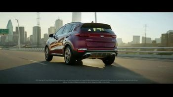 2020 Kia Sportage TV Spot, 'More Options, Standard' [T1]