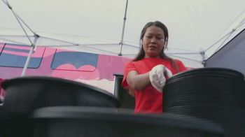 Denny's Mobile Relief Diner TV Spot, 'More Than Just a Kitchen on Wheels'