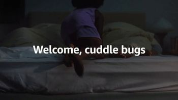 Amazon TV Spot, \'Welcome Cuddle Bugs\'