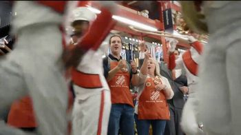 The Home Depot TV Spot, 'College GameDay: Traeger Pro 575 Wi-Fi Pellet Grill' - Thumbnail 7