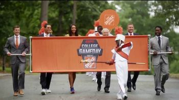 The Home Depot TV Spot, 'College GameDay: Traeger Pro 575 Wi-Fi Pellet Grill' - Thumbnail 9